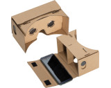 VR Brille aus Karton